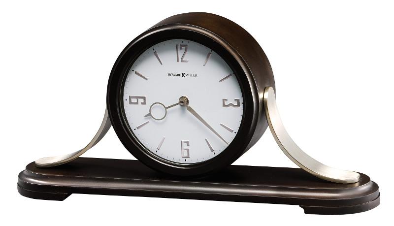 How to reset howard miller mantel clock